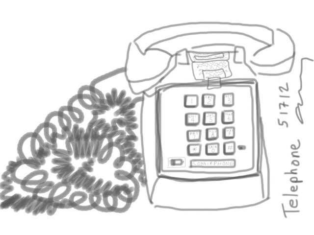 Bray_AnneM_telephone_iPad-sketch