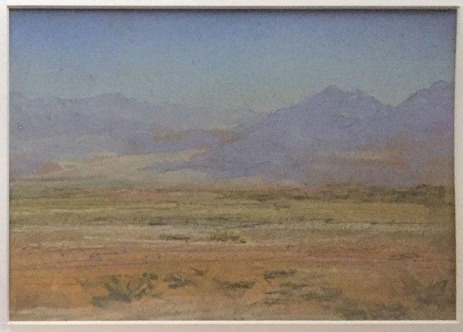 Butler_Howard-Russell_DesertLandscape_Pastel_6x9in